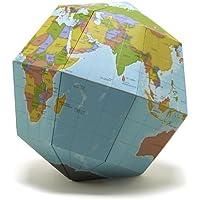 ジオグラフィア 地球儀 地軸23.4度 ベーシック 組立式  SGBA