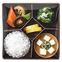毎日のお供えに便利です。 仏膳お供え料理セット 〈簡易梱包