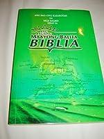 Cebuano New Testament and Psalms / Ang Bag-ong Kasabotan Ug Mga Salmo Gikan Sa / Ang Bag-ong Maayong Balita Biblia / Revised Cebuano NT with Psalms RCPV 360 / セブアノ語 / フィリピン