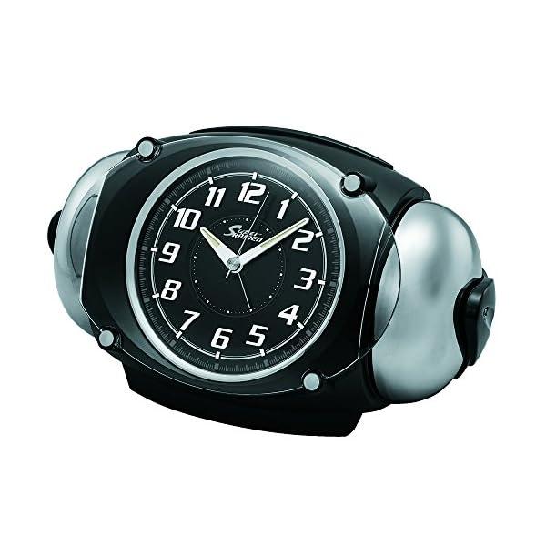 セイコー クロック 目覚まし時計 アナログ 大音...の商品画像