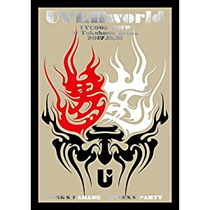 UVERworld TYCOON TOUR at Yokohama Arena 2017.12.21(初回生産限定盤)(特典なし) [Blu-ray]