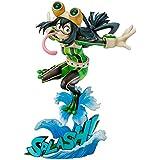 僕のヒーローアカデミア 蛙吹 梅雨 ヒーロースーツVer. 1/8スケール PVC製 塗装済み 完成品 フィギュア