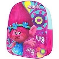 Original Trolls DreamWorks Backpack Official LicensedPoppy;DanceHugSing