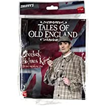 Tales of Old London Sherlock Holmes Accessory Kit 古いロンドンシャーロック?ホームズアクセサリキットテイルズオブ♪ハロウィン♪サイズ:One-Size