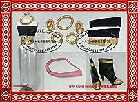 ドラゴンボール 人造人間21号風 コスプレ 衣装+靴/ブーツ 仮装 ステージ 舞台服 ハロウィン クリスマス