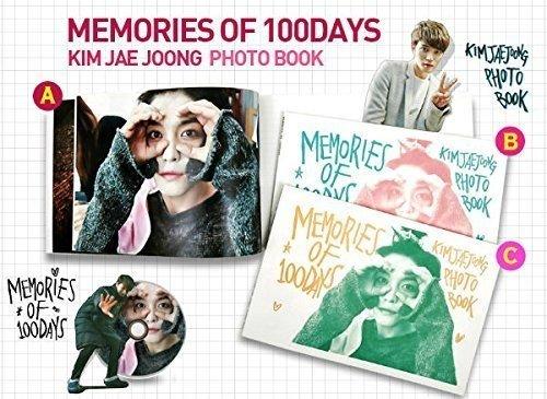 Memories Of 100 Days 2016 (フォトブック + DVD) (限定版) (韓国版)
