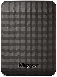 4TB Maxtor (Seagate) ポータブルHDD M3 Portable 2.5 USB3.0対応 海外リテール ブラック HX-M401TCB/GM