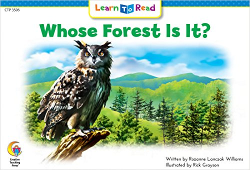 Whose Forest Is It? (Emergent Reader Science; Level 1)の詳細を見る