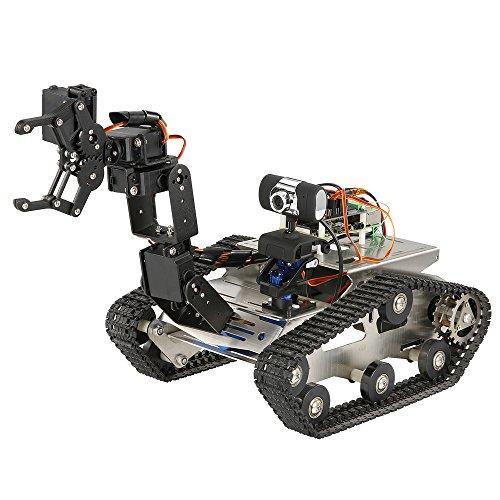 Goolsky TH ロボット RC タンク 戦車 Wifi...