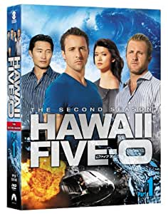 Hawaii Five-0 DVD-BOX シーズン2 Part1