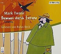 Bummel durch Europa 2. Schweiz. 4 CDs