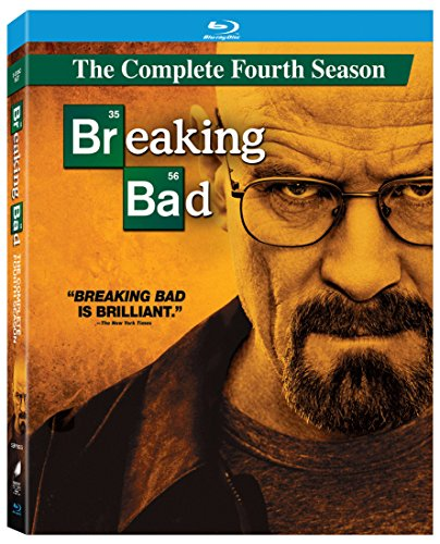 Breaking Bad: Season 4 [Blu-ray] [Import]