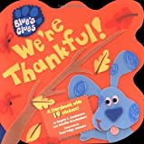 We're Thankful! (Blues Clues)