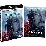 【Amazon.co.jp限定】レヴェナント:蘇えりし者 (A3サイズポスター付き)(2枚組)[4K ULTRA HD + Blu-ray]