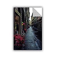ArtWall Kathy Yates Rainy Day-In Florence Appeelz Removable Graphic Wall Art, 24 36%・・橸セ鯉セ橸セ呻スク・ォ・ー・・ [並行輸入品]