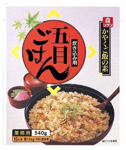 かやくご飯の素 炊き込み用 五目ごはん 540g