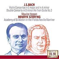 Henryk Szeryng - J.S.Bach: Violin Concertos [Japan CD] UCCD-7351 by HENRYK SZERYNG (2016-05-11)