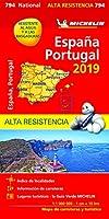 MAP 0794 SPAIN & PORTUGAL HI RES 2019