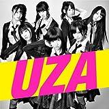 UZA (Type-B)(数量限定生産盤)【多売特典生写真無し】 画像