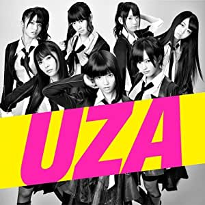 UZA【多売特典生写真付き】(Type-B)(通常盤)