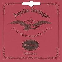 AQUILA アクイーラ レッドシリーズ AQR-CLW/86U コンサート用 ウクレレ弦 Low-G弦セット 【NP】