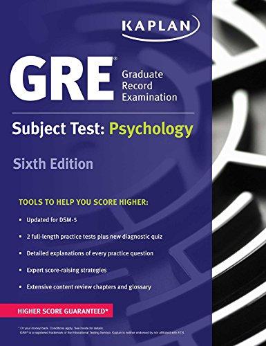 Download GRE Subject Test: Psychology (Kaplan Test Prep) 1506209351