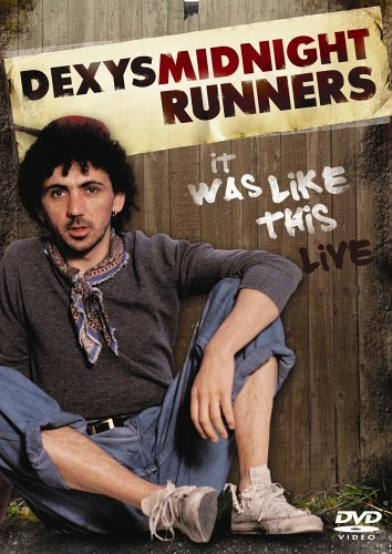 It was like this - Live [DVD] by Dexys Midnight Runners
