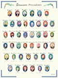Oopsy Daisy American Presidents by Jill McDonald Posters That Stick Wall Decal, 18 by 24-Inch