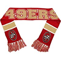 San Francisco 49ersレッドBreakawayスカーフ