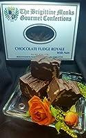 Brigittine Monks チョコレート ファッジ ロワイヤル(ナッツ1ポンド)修道院のお菓子