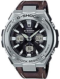 CASIO(カシオ) 腕時計 G-SHOCK G-STEEL 世界6局対応 マルチバンド6 電波 タフソーラー GST-W130L-1A メンズ [並行輸入品]