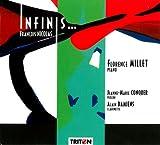 ミレー トリオ『変容』、トッカータ、ピアノ・ソナタ、複雑な無限 ミレー、コンケ、ダミアン