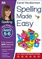 Spelling Made Easy Ages 5-6 Key Stage 1 (Made Easy Workbooks)