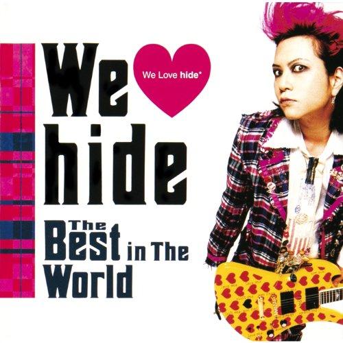 【X JAPAN】hideの胸アツ秘話&名言をまとめました!心が熱くなる伝説をその目で確かめようの画像