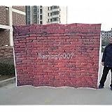 プロバックドロップシステム(レンガ壁) Pro Backdrop System (Brick Wall) -- ステージマジック