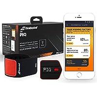 バボラand PIQウェアラブルテニスSwing Analyzer with Serve速度とスイングタイプトラッキング