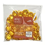 エリップス ellips ヘアビタミンエコパック詰替え 50粒 入洗い流さないヘアトリートメント [並行輸入品] (Brown ブラウン)