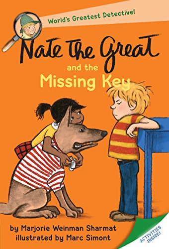 Nate the Great and the Missing Keyの詳細を見る