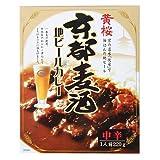 黄桜 京都麦酒地ビールカレー 220g×5個