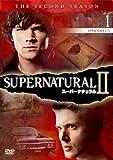 SUPERNATURALII スーパーナチュラル<セカンド・シーズン>Vol.1[DVD]