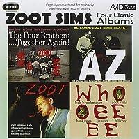 Sims - Four Classic Albums (import)