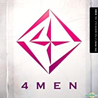 4Men The 5th Album (Vol.2) - Thank You (韓国盤)