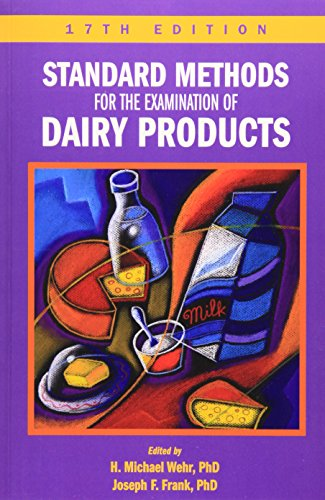 Download Standard Methods for the Examination of Dairy Products 0875530214