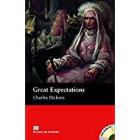 Great Expectations: Great Expectations - Book and CD - Upper Intermediate Reader Upper