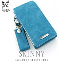 CAMEO SKINNY with DROP SLEEVE(スキニー ウィズ ドロップ スリーブ) ブルー ダーツケース