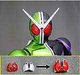 MG FIGURERISE 1/8 仮面ライダーW サイクロンジョーカー (仮面ライダーダブル) 画像