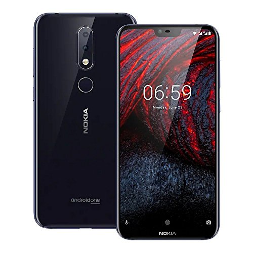 Nokia 6.1 Plus (TA-1103) 4GB / 64GB 5....