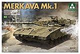 TAKOM 1/35 イスラエル国防軍 メルカバMk.1 プラモデル TKO2078