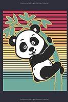 Ich liebe Pandas: Ein suesses Notizbuch fuer alle Panda Liebhaber