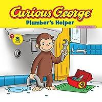 Curious George Plumber's Helper (CGTV 8x8)